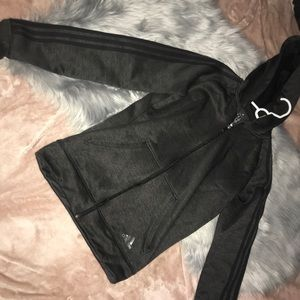Winter Adidas Zip-up Jacket